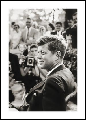 Billede af Kennedy, 30x40