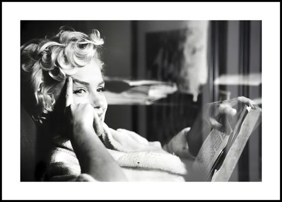 Billede af Marilyn Monroe 5, 70x50