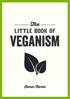 Billede af The Little Book of Veganism