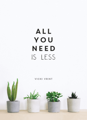 Billede af All You Need is Less