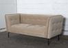 Billede af 3 personers velour sofa