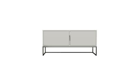 Billede af LIPP TV-Møbel, 118cm, Hvid
