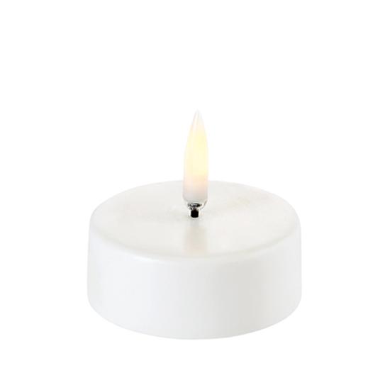 Billede af Uyuni LED Fyrfadslys - Ø6,1cm