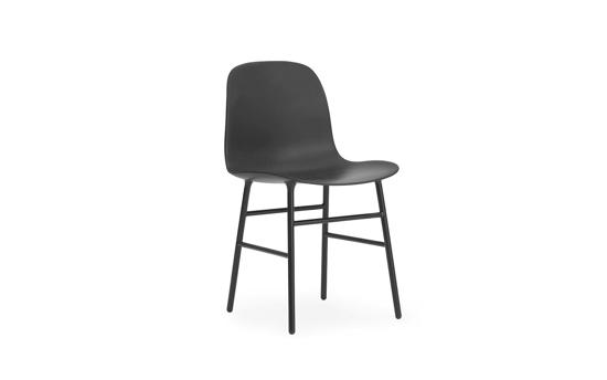 Billede af Form stol, stål