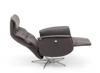 Billede af Global Comfort Portland 5077 lænestol med manuel indbygget fodskammel
