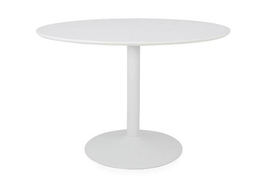 Billede af Taco hvidt spisebord