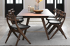 Billede af Saks spisebordsstol