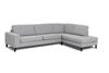 Billede af Visby sofa med open end
