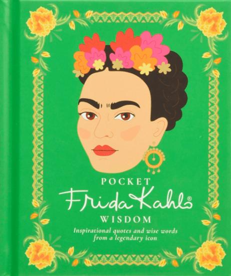 Billede af Pocket Frida Kahlo Wisdom