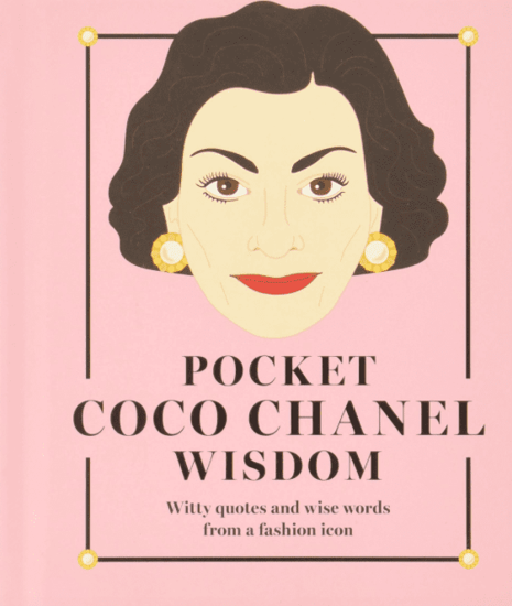 Billede af Pocket Coco Chanel Wisdom