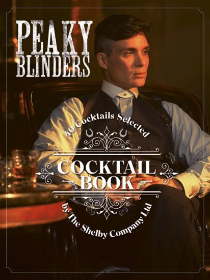 Billede af Peaky Blinders Cocktail Book