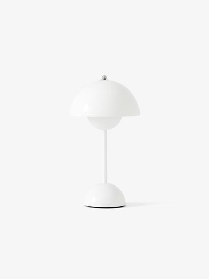 Billede af Flowerpot Table Lamp - VP9 - Hvid