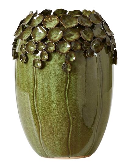 Billede af Blad Vase, 24x30cm