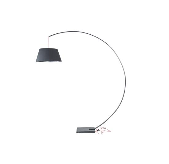 Billede af Fiskestangslampe med skærm