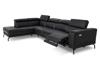 Billede af Mantova U144 sofa med open end, venstre