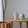 Billede af BENEDICT & AMAL Limestone Skulptur