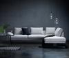 Billede af Theca Poglia Open-End sofa