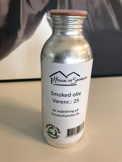 Billede af Træolie, røget