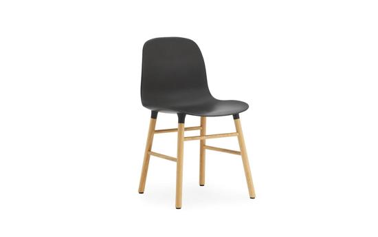 Billede af Form stol, eg