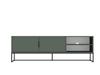 Billede af LIPP Tv-Møbel, 176cm, grøn