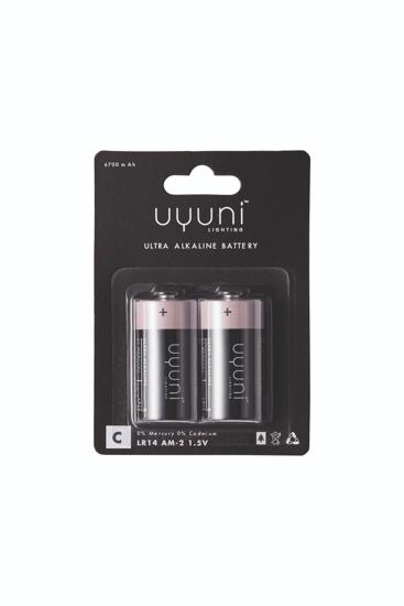 Billede af Uyuni 2 stk C-batterier