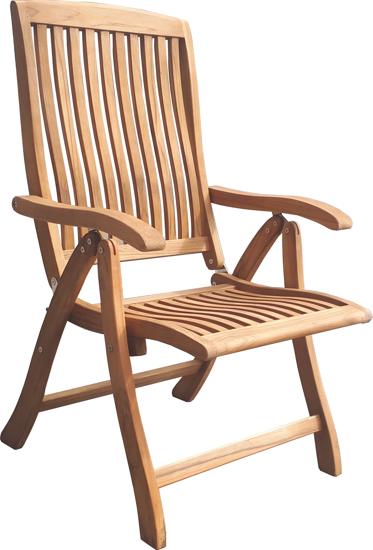 Billede af Fanø positionsstol