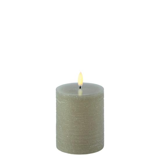 Billede af Uyuni LED Bloklys - 8x10cm (Sandstone)