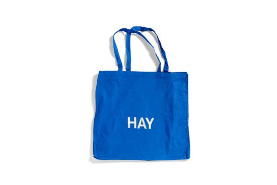 Billede af HAY Blå Tote bag, L