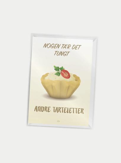 Billede af Tarteletter, A7 Kort