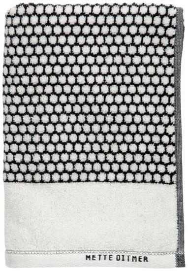 Billede af GRID Håndklæde, 38 x 60 cm