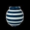 Billede af Omaggio Nuovo Vase H20,5 - mørk blå