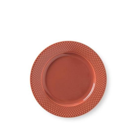 Billede af Rhombe Color Frokosttallerken, Ø23cm