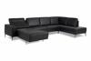 Billede af Solution sofa med open end og chaiselong
