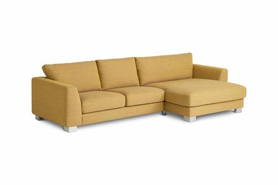 Billede af Halifax sofa med chaiselong
