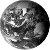 Billede af Circle Art Earth, Ø70cm