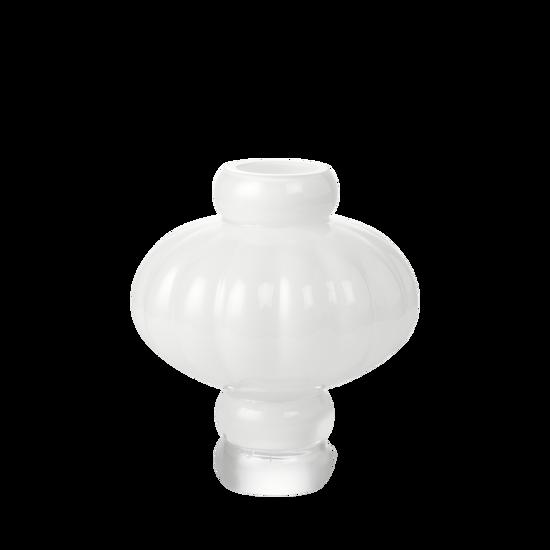 Billede af Ballon Vase 02, Opal hvid