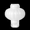 Billede af Ballon Vase 03, Opal hvid