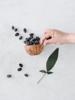 Billede af Skål i oliventræ, S