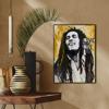 Billede af Marley by artist, 50x70