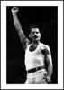 Billede af Freddie Mercury, 30x40