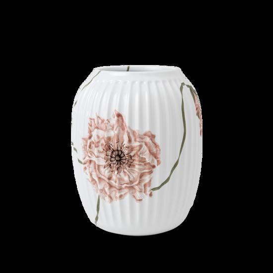 Billede af Hammershøi Poppy vase, H21cm