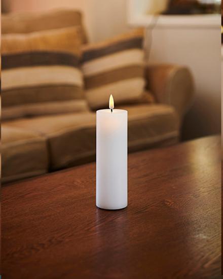 Billede af Sille Genopladelig LED lys, Ø5XH15cm