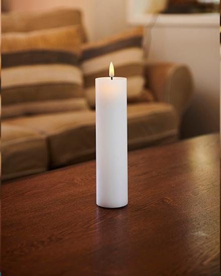 Billede af Sille Genopladelig LED lys, Ø5XH20cm