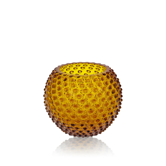 Billede af Hobnail Globe Vase, Ø18 cm