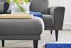 Billede af Stamford basic 2600 hjørnesofa med chaiselong