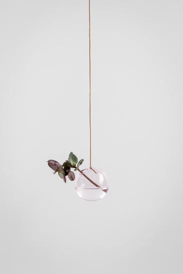 Billede af Hanging flower bubble, S